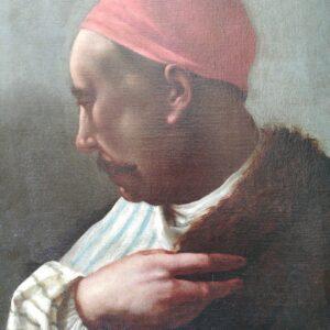 testa all'orientale Giuseppe Angeli