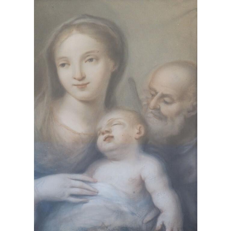 Scuola Veneta, Madonna col Bambino - XVIII secolo