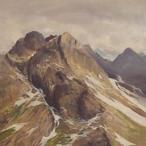 Veduta di montagna
