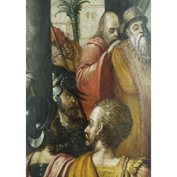 Karel Van Mander, Episodio Storico - XVI Secolo