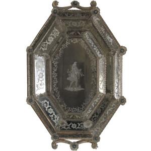 antica specchiera veneziana