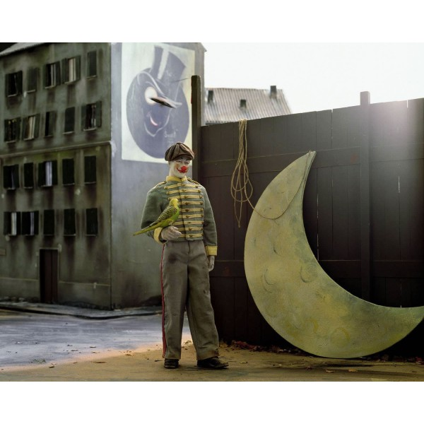 Paolo Ventura: The Clown, the Moon and the Parrot - XX Secolo