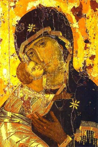 icona Vladimirskaya