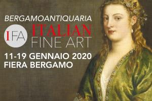 Ifa 2020 - Bergamo Antiquaria
