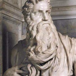 Il Mosè con le corna di Michelangelo