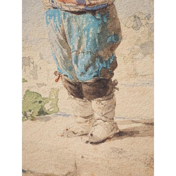 Geronimo Induno