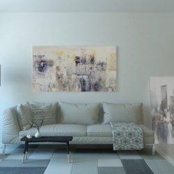 Come arredare casa con i quadri