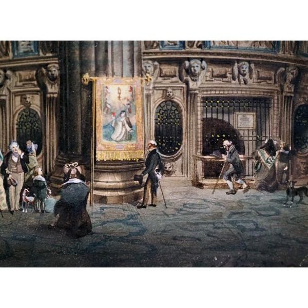 Interno del Duomo di Milano