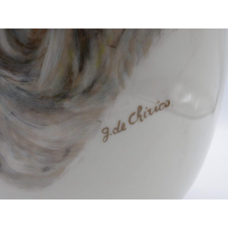 Giorgio De Chirico - Vita silente