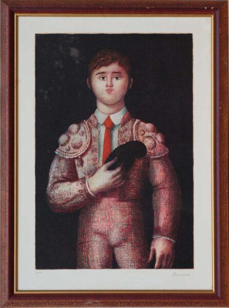 Antonio Bueno - Torero - XX Secolo