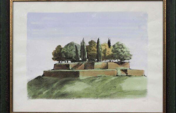 Alberto Sughi, Belvedere – 1987