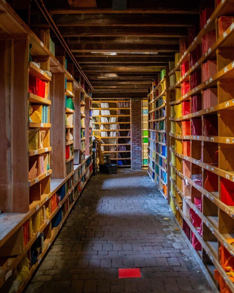 La fornace Orsoni: l'ultima fornace storica di Venezia - La Biblioteca del Colore