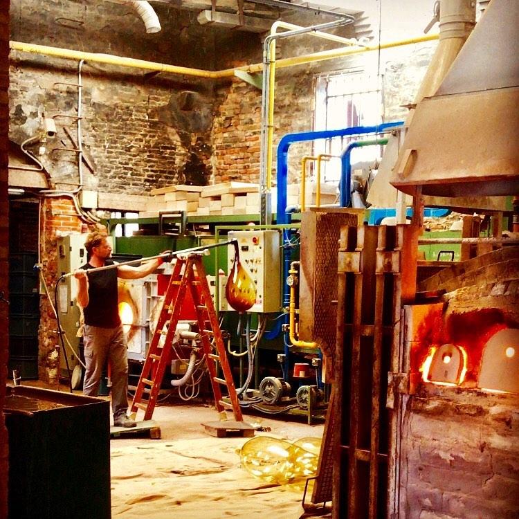 La fornace Orsoni: l'ultima fornace storica di Venezia - La fornace