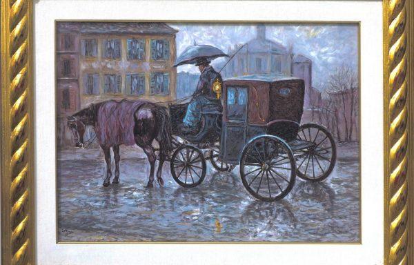 Giovan Francesco Gonzaga, Il Brum Sotto la Pioggia – 2002