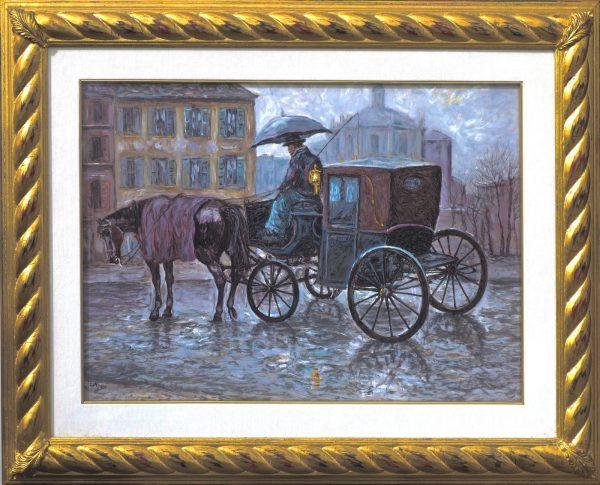 Giovan Francesco Gonzaga, Il Brum Sotto la Pioggia - 2002