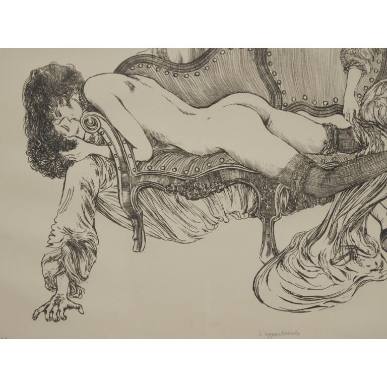 Guido Crepax, L'appuntamento - 1976